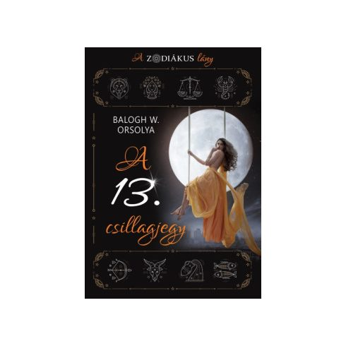 Balogh W. Orsolya-A 13. csillagjegy (új pédány)