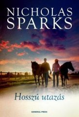 Nicholas Sparks-Hosszú utazás (új példány)