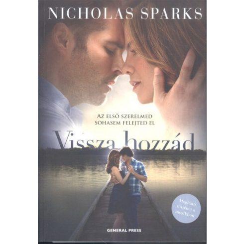 Nicholas Sparks-Vissza hozzád (új példány)