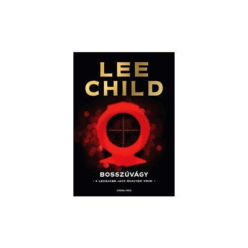 Lee Child-Bosszúvágy (új példány)