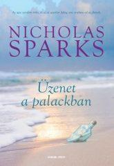 Nicholas Sparks Üzenet a palackban (Új példány, megvásárolható, de nem kölcsönözhető!)