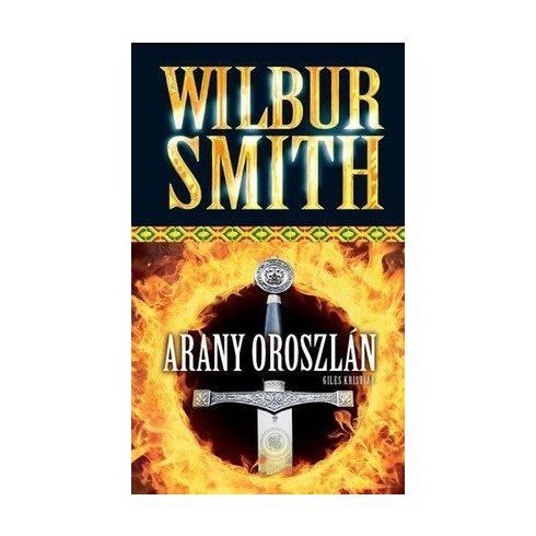 Wilbur Smith-Arany oroszlán (új példány)