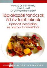 Táplálkozási tanácsok 50 év felettieknek (új példány)