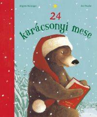 Brigitte Weninger - 24 karácsonyi mese (új példány)