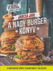 Jancsa Jani - A nagy burger könyv (új példány)