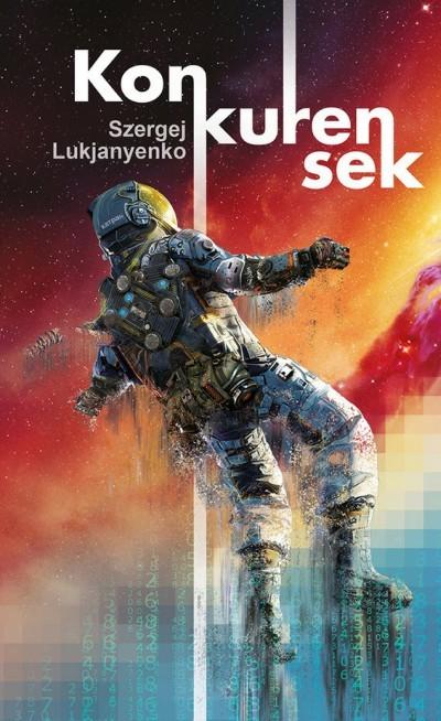 Szergej Lukjanyenko - Konkurensek (új példány)