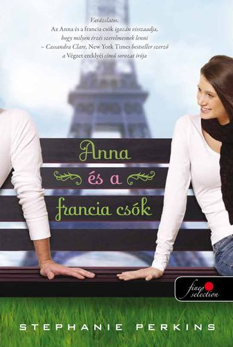 Stephanie Perkins-Anna és a francia csók (új példány)