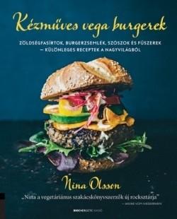 Kézműves vega burgerek (új példány)