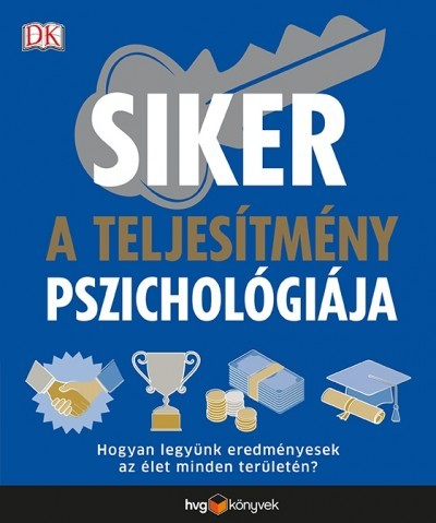 Megan Kaye - Siker: a teljesítmény pszichológiája (új példány)