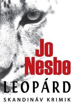 Jo Nesbo-Leopárd (új példány)