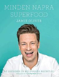 Jamie Oliver-Minden napra superfood (új példány)