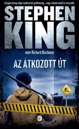 Stephen King-Az átkozott út (új példány)