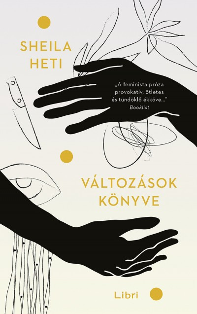 Sheila Heti - Változások könyve (új példány)