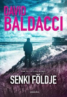 David Baldacci - Senki földje (új példány)