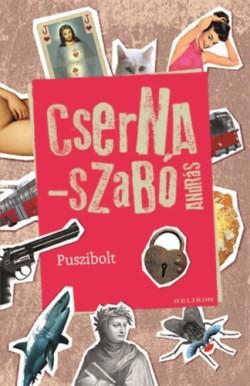 Cserna-Szabó András-Puszibolt (új példány)