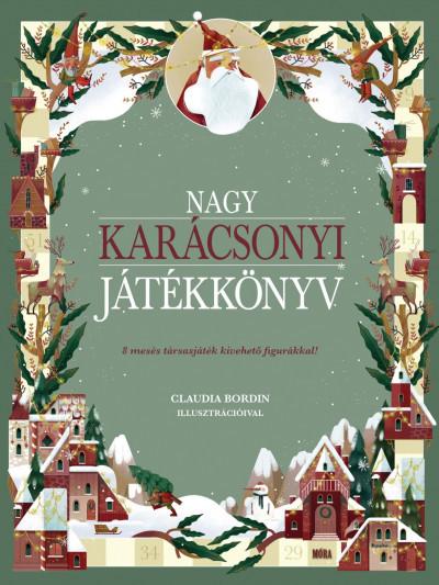 Nagy karácsonyi játékkönyv (új példány)